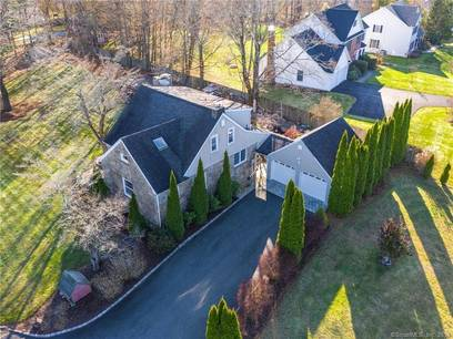 Single Family Home Sold in Bethel CT 06801. Old  cape cod house near waterfront with 2 car garage.