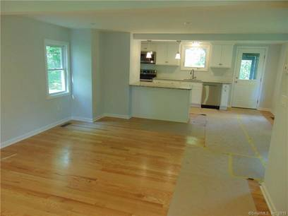 Single Family Home Sold in Bethel CT 06801. Old colonial farm house near waterfront.