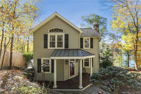 Single Family Home Sold in Danbury CT 06811. Contemporary house near waterfront with 2 car garage.