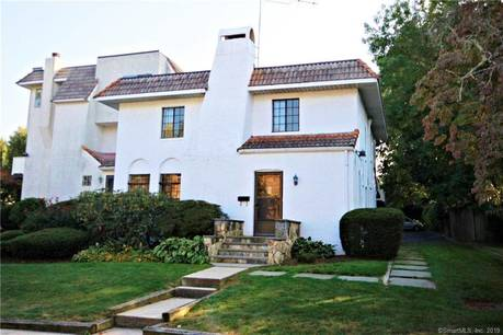 Condo Home Sold in Stamford CT 06905. Old  townhouse near waterfront.