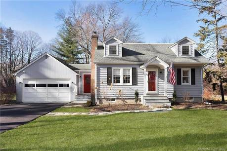 Single Family Home Sold in Norwalk CT 06854. Old  cape cod house near beach side waterfront with 2 car garage.