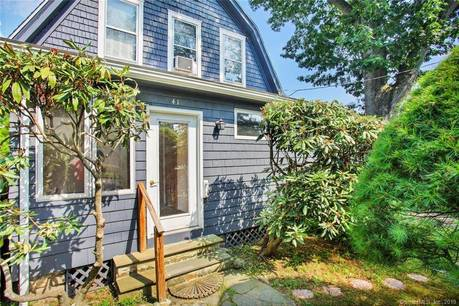 Single Family Home Sold in Stamford CT 06907. Old  cape cod house near waterfront with 1 car garage.
