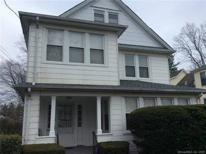 Multi Family Home For Rent in Stamford CT 06906. Old colonial house near waterfront.