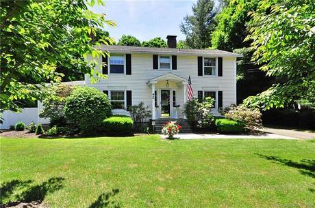 Single Family Home Sold in Bethel CT 06801. Old colonial house near waterfront with 2 car garage.