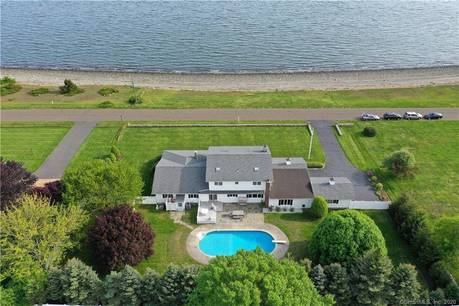 Mansion Sold in Stratford CT 06615. Big colonial house near waterfront with swimming pool and 4 car garage.