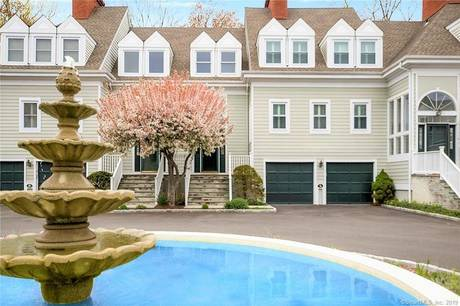 Condo Home For Sale in Fairfield CT 06890.  townhouse near beach side waterfront with 2 car garage.