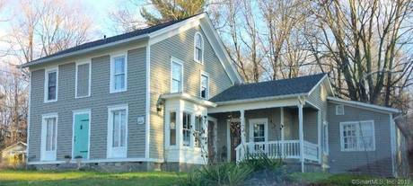 Single Family Home Sold in Monroe CT 06468. Old colonial farm house near waterfront with 3 car garage.