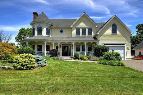 Single Family Home Sold in Stratford CT 06615. Victorian, colonial house near beach side waterfront with 2 car garage.