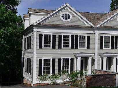 Foreclosure: Condo Home Sold in New Canaan CT 06840.  townhouse near waterfront with 2 car garage.