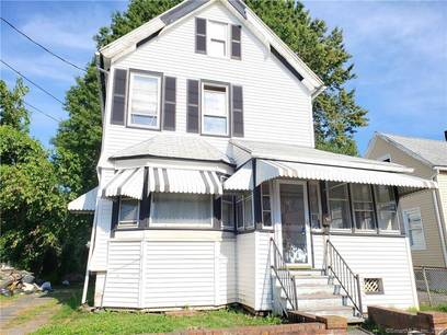 Single Family Home Sold in Bridgeport CT 06607. Old  house near waterfront.