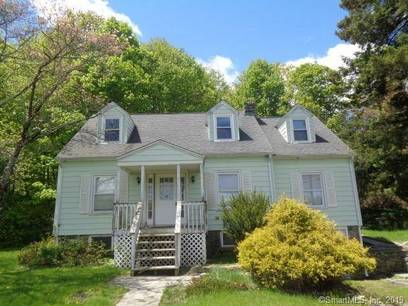 Foreclosure: Single Family Home Sold in Danbury CT 06811. Old  cape cod house near waterfront with 1 car garage.