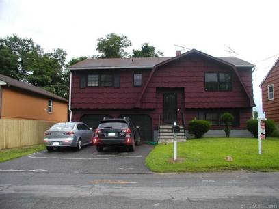 Single Family Home Sold in Bridgeport CT 06606. Ranch house near waterfront with 2 car garage.