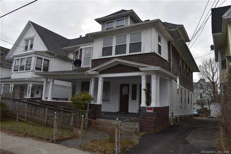 Multi Family Home For Rent in Bridgeport CT 06607. Old  house near waterfront.