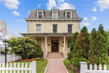 Condo Home Sold in Stamford CT 06902.  townhouse near waterfront with 1 car garage.