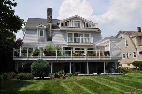 Single Family Home Sold in Stratford CT 06615. Colonial house near river side waterfront with 2 car garage.