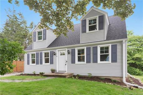 Single Family Home Sold in Norwalk CT 06851. Old  cape cod house near waterfront with 1 car garage.