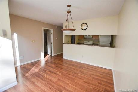 Condo Home Sold in Shelton CT 06484.  townhouse near lake side waterfront with swimming pool and 1 car garage.
