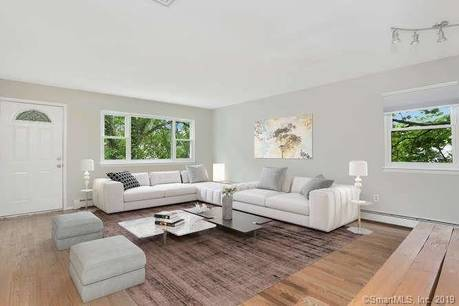 Condo Home For Rent in Greenwich CT 06831.  house near waterfront with 2 car garage.