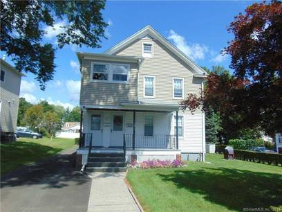 Multi Family Home Rented in Danbury CT 06810. Old colonial house near waterfront with 1 car garage.
