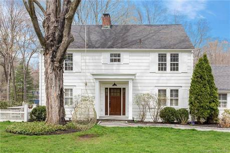 Single Family Home Sold in Norwalk CT 06850. Old colonial house near river side waterfront with 2 car garage.