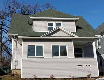 Single Family Home For Sale in Bridgeport CT 06606. Old  cape cod house near beach side waterfront.