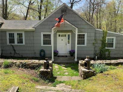 Single Family Home For Sale in Norwalk CT 06854. Old ranch house near beach side waterfront.