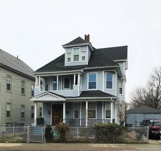 Multi Family Home Sold in Bridgeport CT 06607. Old  house near waterfront with 2 car garage.