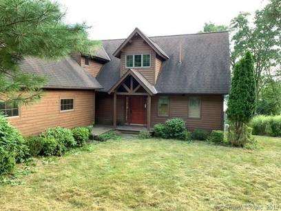 Foreclosure: Multi Family Home Sold in Brookfield CT 06804.  house near beach side waterfront with 2 car garage.