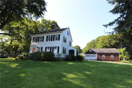Single Family Home Sold in Shelton CT 06484. Old colonial house near waterfront with 2 car garage.