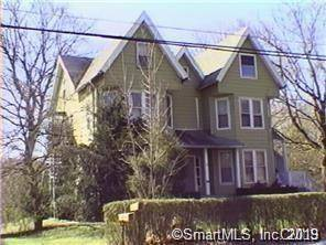 Multi Family Home For Rent in Danbury CT 06810. Old victorian house near waterfront.