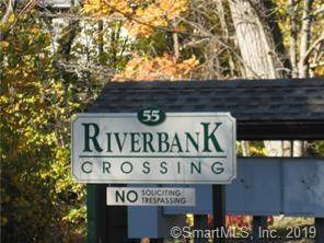 Condo Home For Rent in Danbury CT 06810. Ranch house near river side waterfront with 1 car garage.