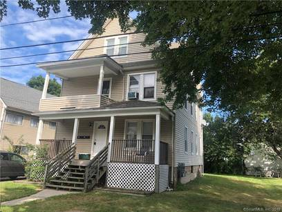 Multi Family Home Sold in Stratford CT 06615. Old  house near waterfront with swimming pool.