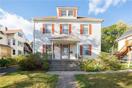 Multi Family Home Sold in Danbury CT 06810. Old  house near waterfront with 2 car garage.