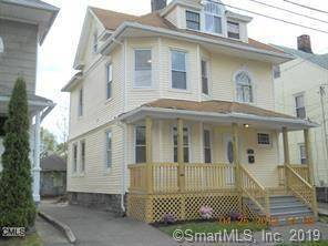 Single Family Home Sold in Bridgeport CT 06605. Old colonial house near waterfront with 1 car garage.