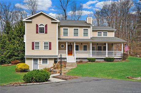 Single Family Home Sold in Ridgefield CT 06877. Colonial house near beach side waterfront with 2 car garage.