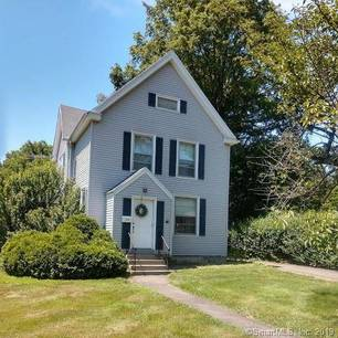 Single Family Home Sold in Trumbull CT 06611. Old colonial house near waterfront with swimming pool.