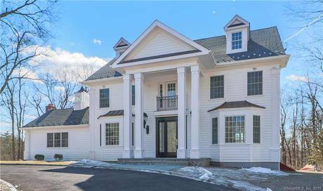 Single Family Home Sold in Stamford CT 06903. Colonial house near waterfront with 2 car garage.