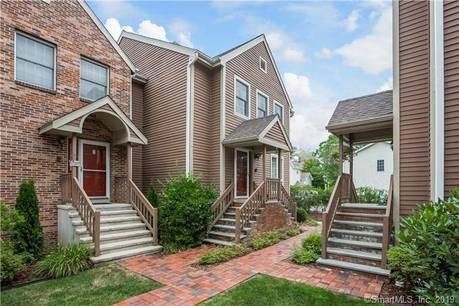 Condo Home Sold in Stamford CT 06907.  townhouse near beach side waterfront with 2 car garage.