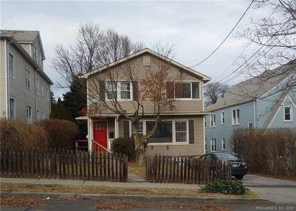 Multi Family Home For Rent in Stamford CT 06906.  cape cod house near beach side waterfront.