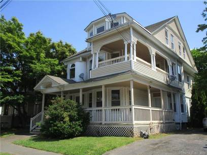 Multi Family Home Sold in Bridgeport CT 06605. Old  house near beach side waterfront with swimming pool.