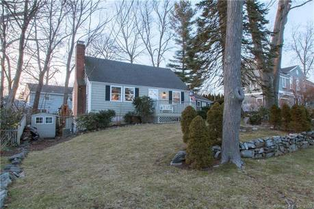 Single Family Home For Rent in Norwalk CT 06853.  cape cod house near beach side waterfront.