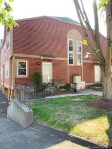 Condo Home Sold in Norwalk CT 06855.  townhouse near waterfront with 1 car garage.