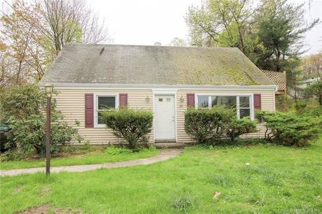 Single Family Home Sold in Bethel CT 06801.  cape cod house near waterfront.