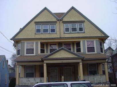 Foreclosure: Single Family Home Sold in Bridgeport CT 06605. Old  house near waterfront.