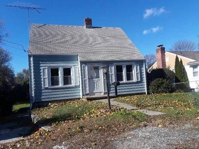 Foreclosure: Single Family Home Sold in Stratford CT 06614. Old  cape cod house near waterfront.