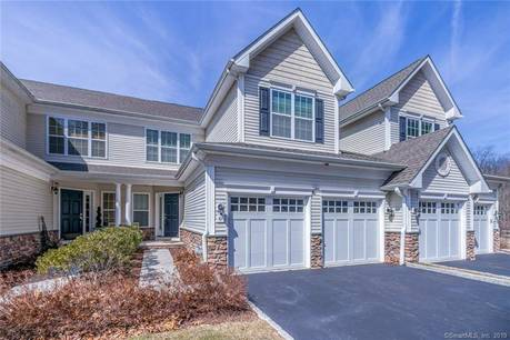 Condo Home Sold in Bethel CT 06801.  townhouse near river side waterfront with swimming pool and 2 car garage.
