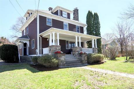 Single Family Home Sold in Norwalk CT 06851. Old colonial house near beach side waterfront with 2 car garage.