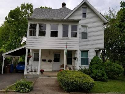Multi Family Home Sold in Shelton CT 06484. Old  house near waterfront.