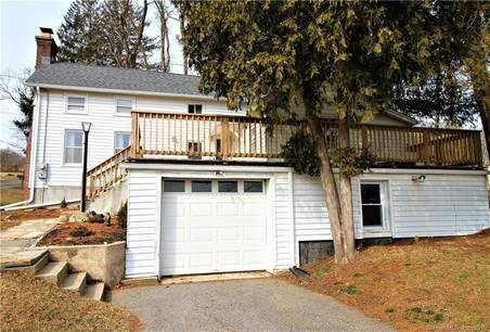 Single Family Home Sold in Shelton CT 06484. Old  cape cod house near waterfront with 1 car garage.