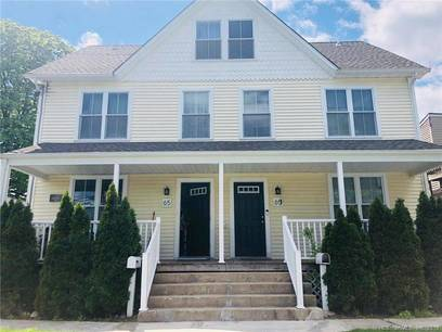 Condo Home Sold in Stamford CT 06902.  townhouse near waterfront.